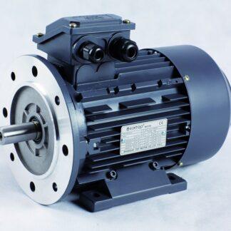 Электродвигатели с фазным ротором