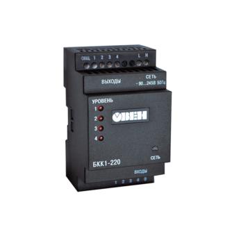 БКК1 4-уровневый сигнализатор жидкости ОВЕН