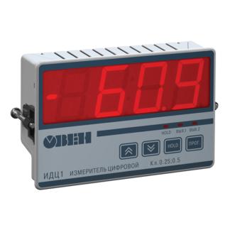 ИДЦ1 измеритель с цифровым индикатором ОВЕН