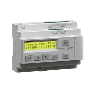 КТР-121 контроллер для автоматического управления котельной ОВЕН
