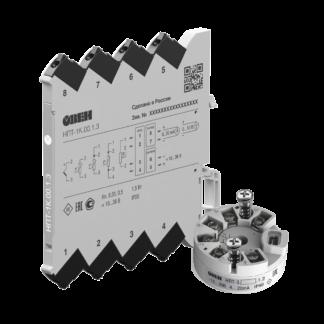 НПТ линейка нормирующих преобразователей для термометров сопротивления и термопар ОВЕН