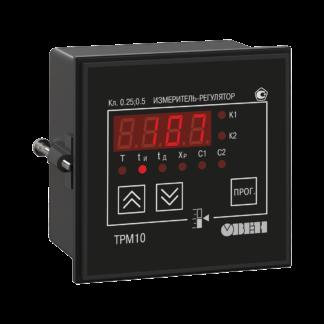 ТРМ10 ПИД-регулятор с универсальным входом ОВЕН