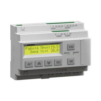 ТРМ1033 контроллер систем вентиляции ОВЕН