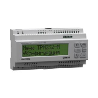 ТРМ232М контроллер для отопления и ГВС ОВЕН