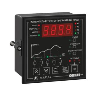 ТРМ251 ПИД-регулятор с RS-485 ОВЕН
