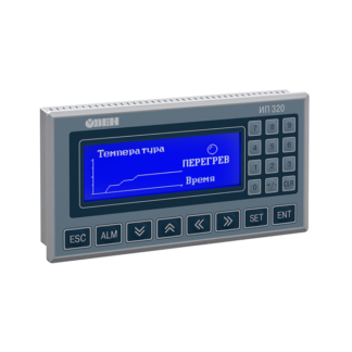 ИП320 графическая монохромная панель оператора ОВЕН
