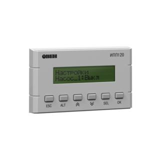 ИПП120 информационная программируемая панель оператора ОВЕН