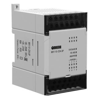 Модули дискретного вывода (с интерфейсом RS-485) МУ110 ОВЕН