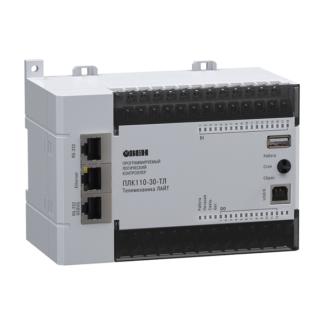 ПЛК110-30-ТЛ [М02] контроллер для диспетчеризации и телемеханики ОВЕН