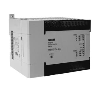 Модули аналогового ввода сигналов тензодатчиков (с интерфейсом RS-485) МВ110 ОВЕН