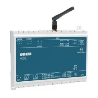 КСОД контроллер для учета ресурсов ОВЕН