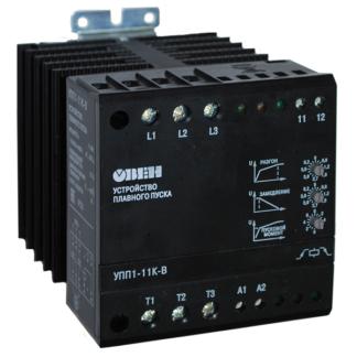 УПП1 компактные устройства плавного пуска ОВЕН