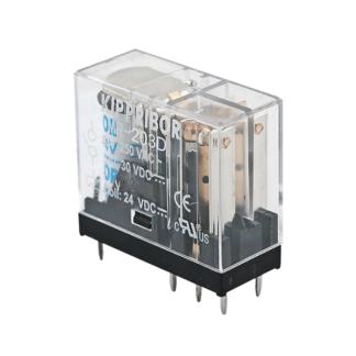 Промежуточные реле KIPPRIBOR серии MR в компактном корпусе (2-контактные) ОВЕН