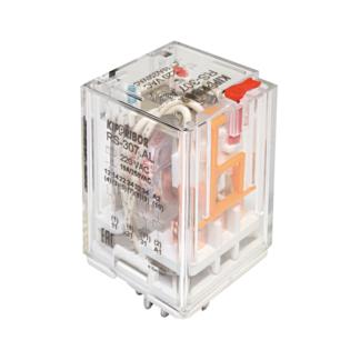Промежуточные реле KIPPRIBOR серии RS в компактном корпусе (3-контактные) ОВЕН
