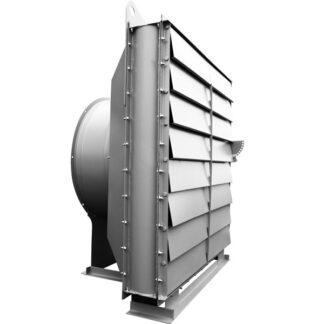 Агрегат отопительный СТД-300 (паровой)