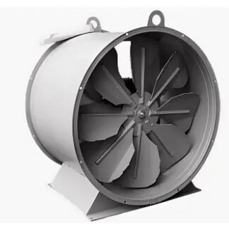 Вентиляторы осевые дымоудаления