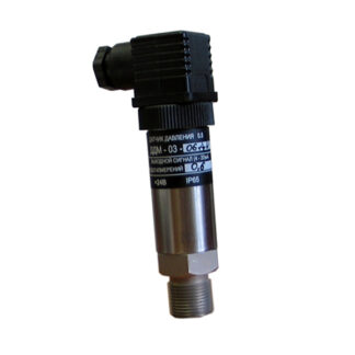 ДДМ-03, ДДМ-03-Ех, датчики избыточного, вакуумметрического абсолютного и дифференциального давления с электрическим выходным сигналом ПРОМА