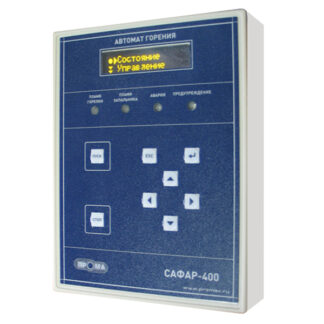 САФАР-400, контроллер управления ПРОМА