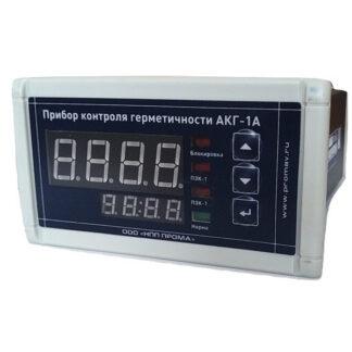 АКГ-1А, прибор автоматического контроля герметичности запорной арматуры газовых горелок ПРОМА