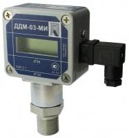Датчики и измерители давления ПРОМА