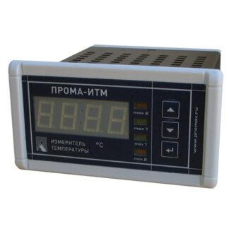ПРОМА-ИТМ; ПРОМА-ИТМ-4Х, измерители температуры многофункциональные ПРОМА
