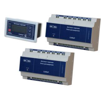 Автоматика управления котлами и тепловыми установками ПРОМА