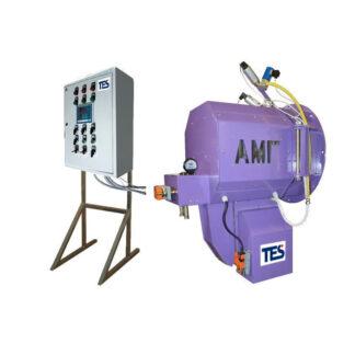 АМГ-1,2м; АМГ-2,4м; АМГ-3,6м, автоматические жидкотопливные ротационные горелки ПРОМА